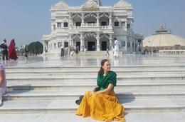 Путешествие на святые земли Индии