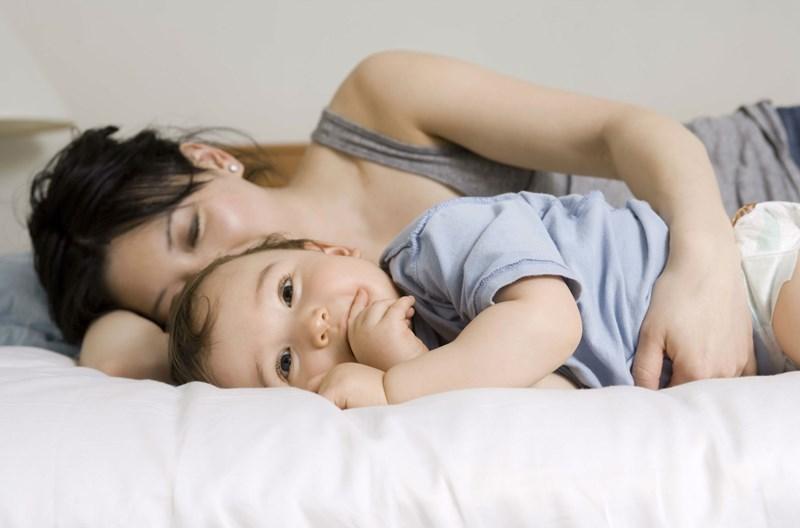 Рождение ребенка и недосып