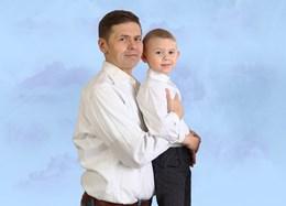 Секреты мудрого папы:  воспитание счастливых детей