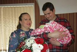 Сбылась моя главная мечта в жизни — я стала мамой прекрасной доченьки!